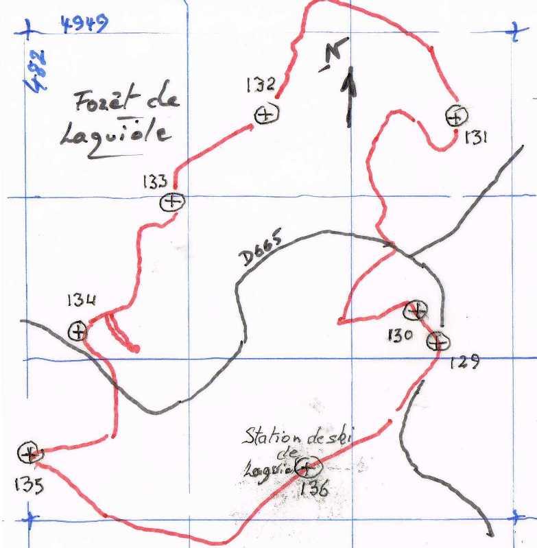 L'aubrac Chemin Dans Compostelle 2013 Randonnées 7 Juin Du 3 Au 8nPk0wO